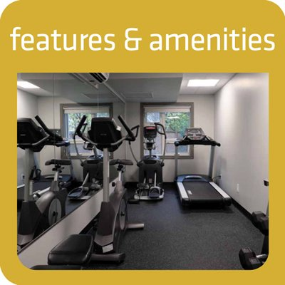 Safe & Features and Amenities