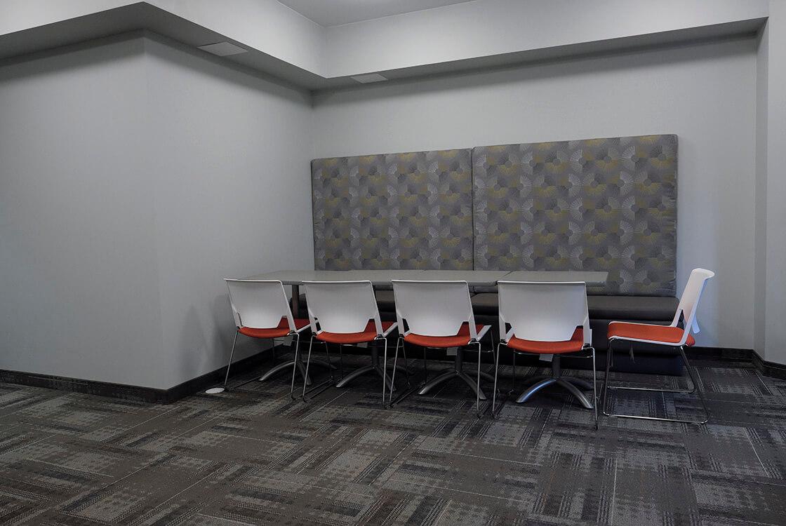 Group study area